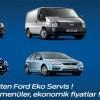 Ford Ekonomik Servis Kampanyası