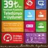 39 Liraya Uydunet İnternet Kampanyası