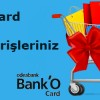 Odeabank Bank'O Axess Karta Başvur 50 TL Chip Para Kazan