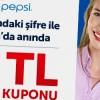 Pepsi Kapaklarında n11.com'da Kullanabileceğiniz 11 TL İndirim Kuponu