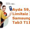 TTNET'den Samsung Galaxy Tablet Kampanyası