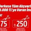 Media Markt'te 1.000 TL'ye Kadar Hediye Çeki