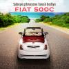 TEB Fiat 500C Çekilişinin Sonuçları Belli Oldu