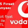 Aralık Ayına Özel Vodafone Red 2015 Fırsat Kampanyası