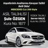 365 AVM Mercedes Çekilişinin Sonuçları