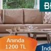 Bellona'dan Anında 1200 TL İndirim Kampanyası