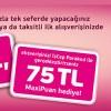Gold.com.tr'den 75 TL Maxipuan Kampanyası