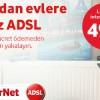 Vodafone'dan Evlere Telefonsuz ADSL Kampanyası