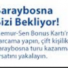 Bonus Kart Sahiplerine Memur-Sen' den Saraybosna Turu
