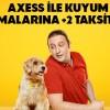 Axess'ten Sevgililer Gününe Özel Kuyum Harcamalarına +2 Taksit