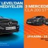 Next Level Mercedes Çekilişinin Sonuçları