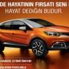Renault Captur'da Birbirinden Avantajlı Seçenekler