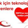 Teknosa'dan Sevgililer Günü Kampanyası: 100 TL'ye Kadar Hediye Çeki