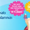 Yapı kredi otomatik Fatura Ödeme Talimatı Kampanyasından 50 TL Maxipuan