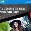 Yapı Kredi İnternet Şubesine Giren Herkes Park Bravo'dan Yüzde 10 İndirim Kazanıyor