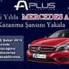 A Plus Ataköy AVM Mercedes çekiliş sonuçları