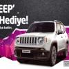 Axis AVM Jeep Renegade Çekiliş Sonuçları