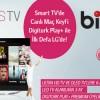 Bimeks'ten LG TV Alana Digiturk'te Maç Keyfi Hediye