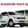 Ford Ticari Araçlarda Mart Ayı Kampanyası