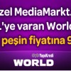 Media Markt'te World Kart Kampanyası