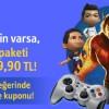 Turkcell Superonline'dan Fiber Oyun Paketi Sadece 9,90 TL
