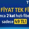 Turkcell Superonline'da Net Fiyat Tek Fiyat Kampanyası