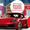 Vodafone Porsche Cayman Çekiliş Sonuçları