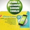 Garanti Bonus İphone 6 Çekilişi