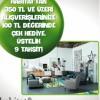 Habitat' tan 350 TL ve Üzeri Alışverişlerinize Bonus' a Özel 100 TL Hediye Çeki
