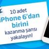 İş Bankası iPhone 6 Çekilişinin Sonuçları