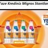 Migros Standlarında ING'den Taze Kredi Kampanyası
