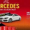 2015 Nescafe Mercedes Çekilişinin Sonuçları