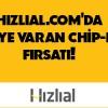 Axess Kart'tan Hızlıal.com'a Özel 100 TL'ye Kadar Chip-Para