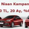 Fiat Nisan kampanyası: Yüzde Sıfır Faizli Kredi