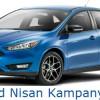 Ford Nisan Ayı Kampanyası ile Uygun Kredi Koşulları