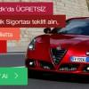 Generali Sigorta Alfa Romeo Giuletta Çekilişi