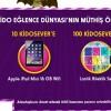 Pınar Kido Apple iPad Çekilişinin Sonuçları