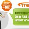 İş Telefonu Alana İşyerim Paketleri 20 Ay Yüzde 50 indirimli
