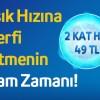 Turkcell Superonline'dan Işık Hızı Kampanyası