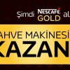 Nescafe Gold Mycafe Kahve Makinesi Çekilişi