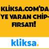 Axess Karta Özel Kliksa'dan 100 TL Chip Para