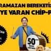 Axess'ten Ramazana Özel 50 TL'ye Kadar Hediye Chip Para