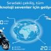 Nuvo Vespa Motor Çekiliş Kampanyası