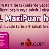 N11.com'dan Maximum Kart'a 111 TL Maxipuan