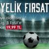 Digiturk Lig TV'den Erken Üyelik Kampanyası: Ayda 19,99 TL