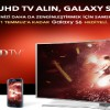Kliksa'dan Samsung Shud TV Alana Galaxy S6 Hediye