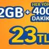 Turkcell'den Olay 2GB Paketi Kampanyası