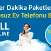 Turkcell Superonline'dan Ev Telefonu Kampanyası: Süper Konuşma 11,99 TL