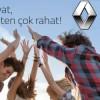 Renault'tan Ağustos Ayına Özel Sıfır Faiz ve 2016'da Ödeme Kampanyası
