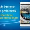 Turkcell Superonline'dan Reeder A8i Quad Tablet Kampanyası